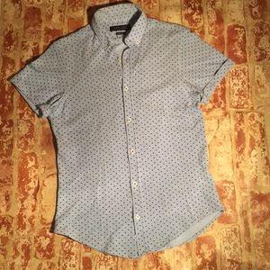 Zara Button Up (Slim Fit)